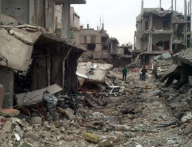 Suriyede hava saldırısı: 5 ölü