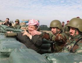 Barzani Kerkük sınırında meydan okudu