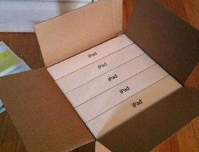 Sipariş etti 1 tane kutudan çıktı 5 tane