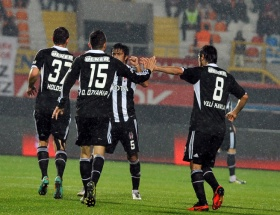 Beşiktaş, Mardan Stadında