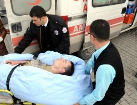 Yaralanan askerler taburcu edildi