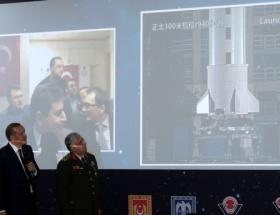 Göktürk-2den ilk sinyal geldi!