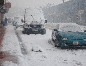 Giresunda okullara kar tatili