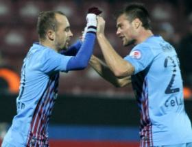 Trabzonspor 3 – 0 Mersin İdman Yurdu