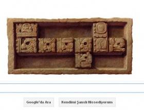 Googledan 21 Aralık 2012 doodleı