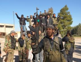 Halepteki polis okulunu ele geçireceğiz