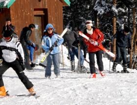 Kartalkayada kayak keyfi