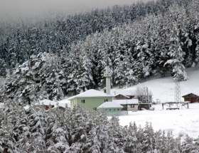 Muğlada dağda mahsur kalan 5 kişi kurtarıldı