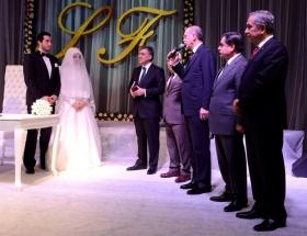 AK Partide düğün heyecanı