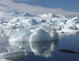26 milyon kilometrekarelik buz eriyor