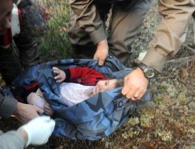 Org. Özelden Zeynep bebeğe ambulans uçak