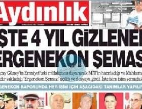 Aydınlıktan Ergenekon şeması!