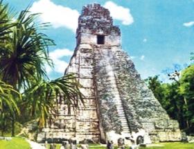 21 Aralık 2012 Maya tapınağını vurdu