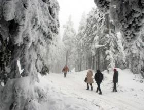 Karsta kar tatili 1 gün daha uzatıldı