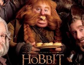 Hobbit film müzikleri raflarda