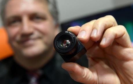 Dünyanın En Küçük Kızılötesi Kamerasını Türkiye Yaptı