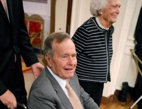 Baba Bushun sağlık durumu iyiye gidiyor