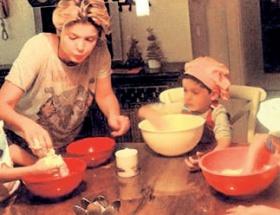 Gülben Ergenin 3 minik aşçısı