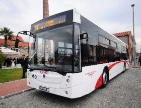 Malatyada bayramın ilk günü otobüsler ücretsiz