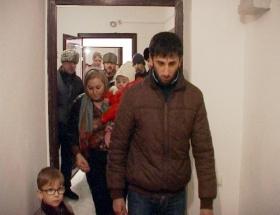 Çeçen mülteciler evlerine dönüyor