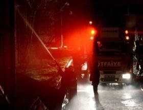 Yenişafak Gazetesinde yangın paniği