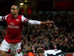 Arsenal farklı kazandı
