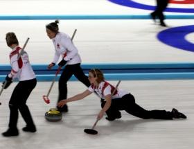Curlingde yine yenildik