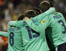 Barça seriyi 15e çıkardı!