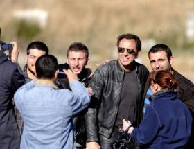 Nicolas Cage tutuklandı !