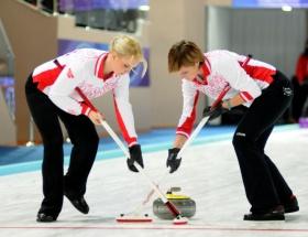 Curlingde yüzümüz gülmedi!