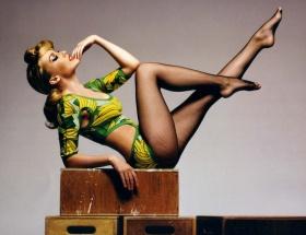 Kylie Minoguea fahri doktora unvanı