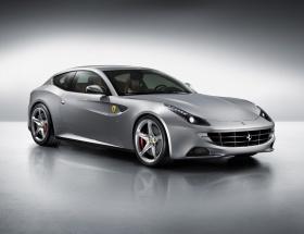 Ferrari FF yazın Türkiyede