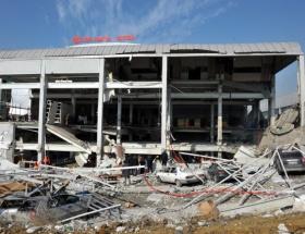 Ankara OSTİMde patlama:  6 ölü
