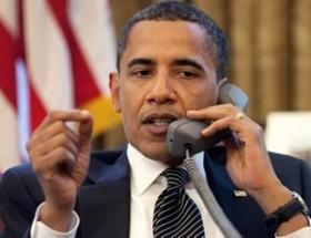 Obama Peres ile görüştü