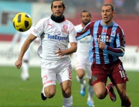 Trabzonspor istediğini alamadı