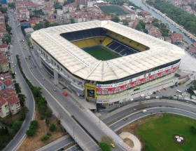 Bate Borisov, Şükrü Saraçoğlu Stadında çalıştı