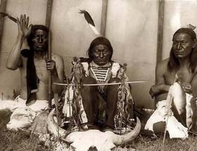 Amerikan yerlileri Çinli çıktı