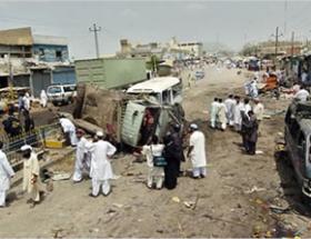 Pakistanda şiddetli patlama!