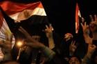 Mısırda sevinç çığlıkları