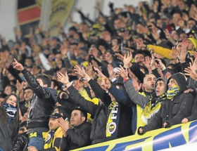 500 bin Fenerbahçeli