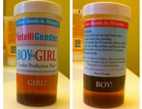 Cinsiyet testleri toplatılıyor