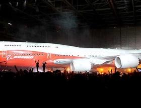 Boeing, yeni modelini tanıttı
