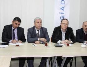 Aksarayda kentsel dönüşüm projesi