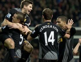 28 dakikada Liverpool!