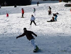 Erciyes Kar Festivali için geri sayım