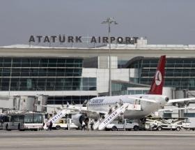 Atatürk Havalimanında kış hazırlığı