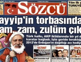 Erdoğanı Noel Baba yaptılar