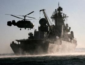 Rus savaş gemileri geri döndü