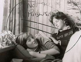 Diananın hiç görülmemiş fotoğrafı