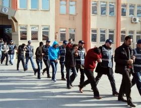 İzmirde narkotik operasyonu